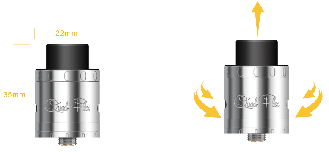 Aspire Quad-Flex Accessories10