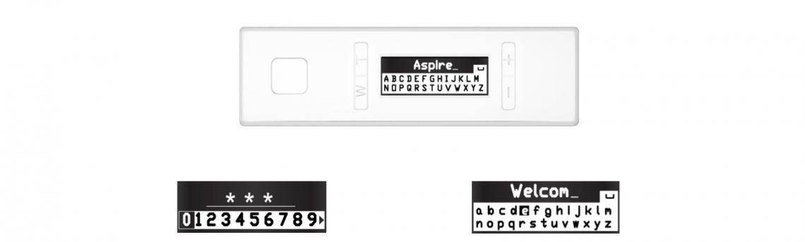 Aspire NX75 Logo Customization&Child Lock