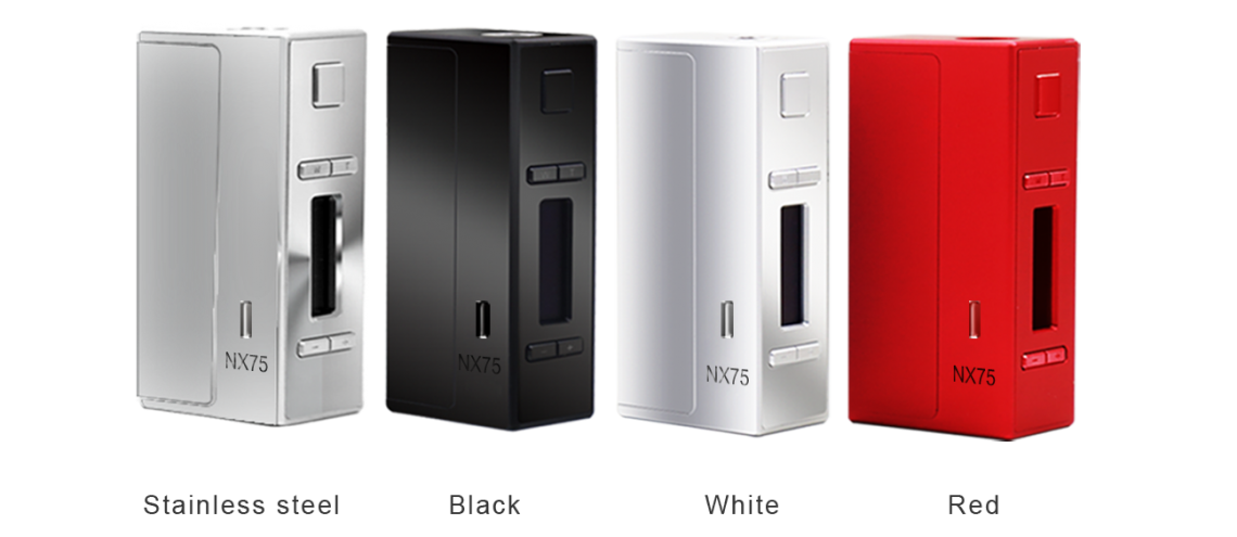 Aspire NX75 Colors