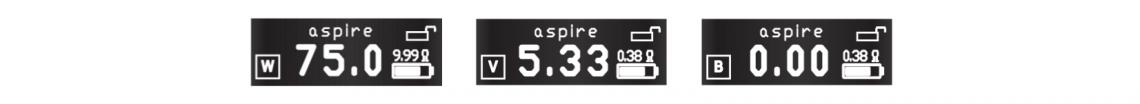 Aspire NX75 Mode Quick Select Keys1