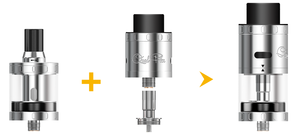Aspire Quad-Flex4