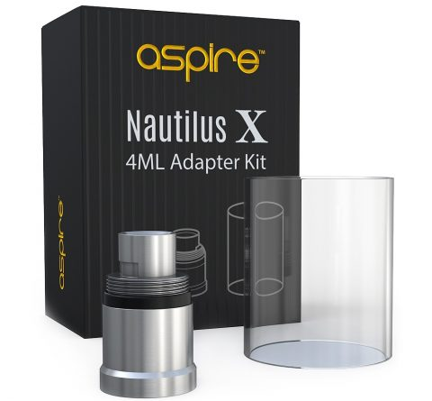 Aspire Nautilus X Adapter – 4ML