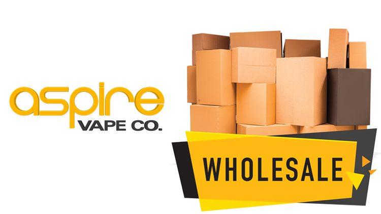 Aspire Vape Co Wholesale