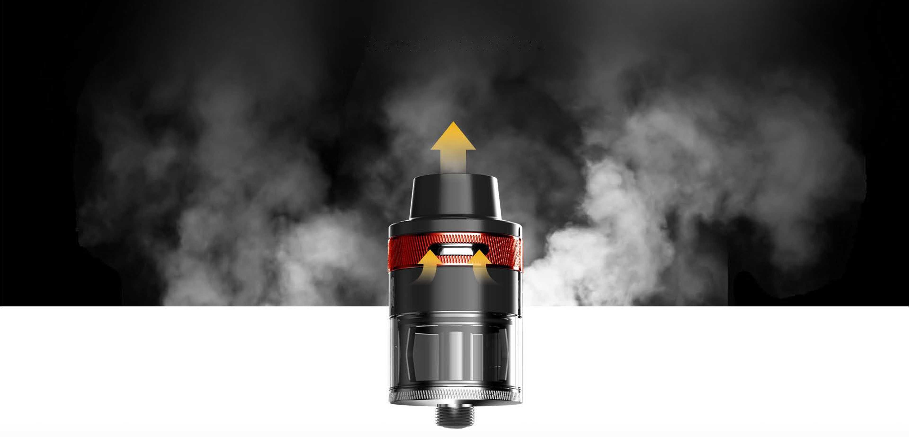 Aspire Revvo Tank Red Airflow