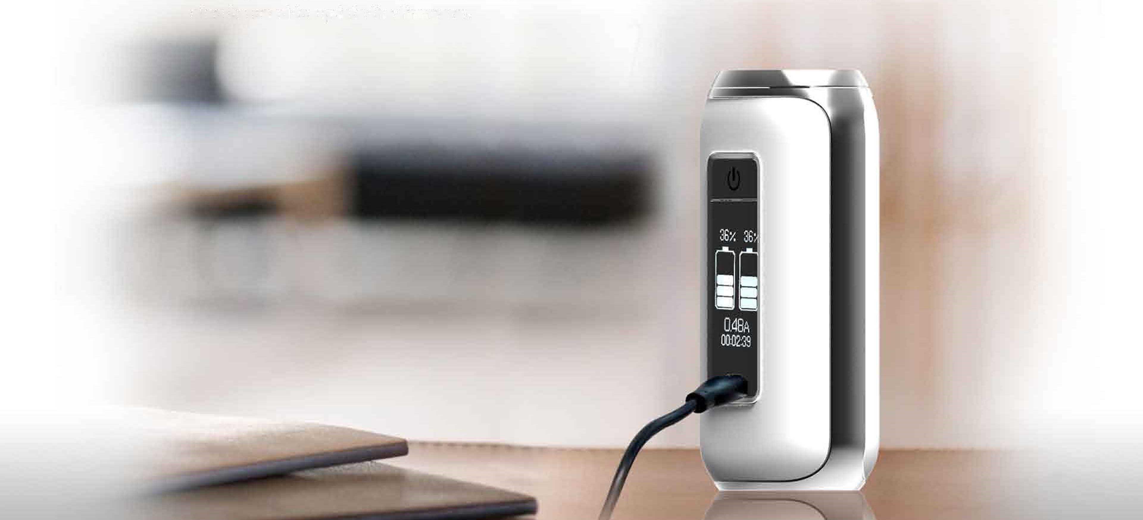 Aspire SkyStar Mod Charging
