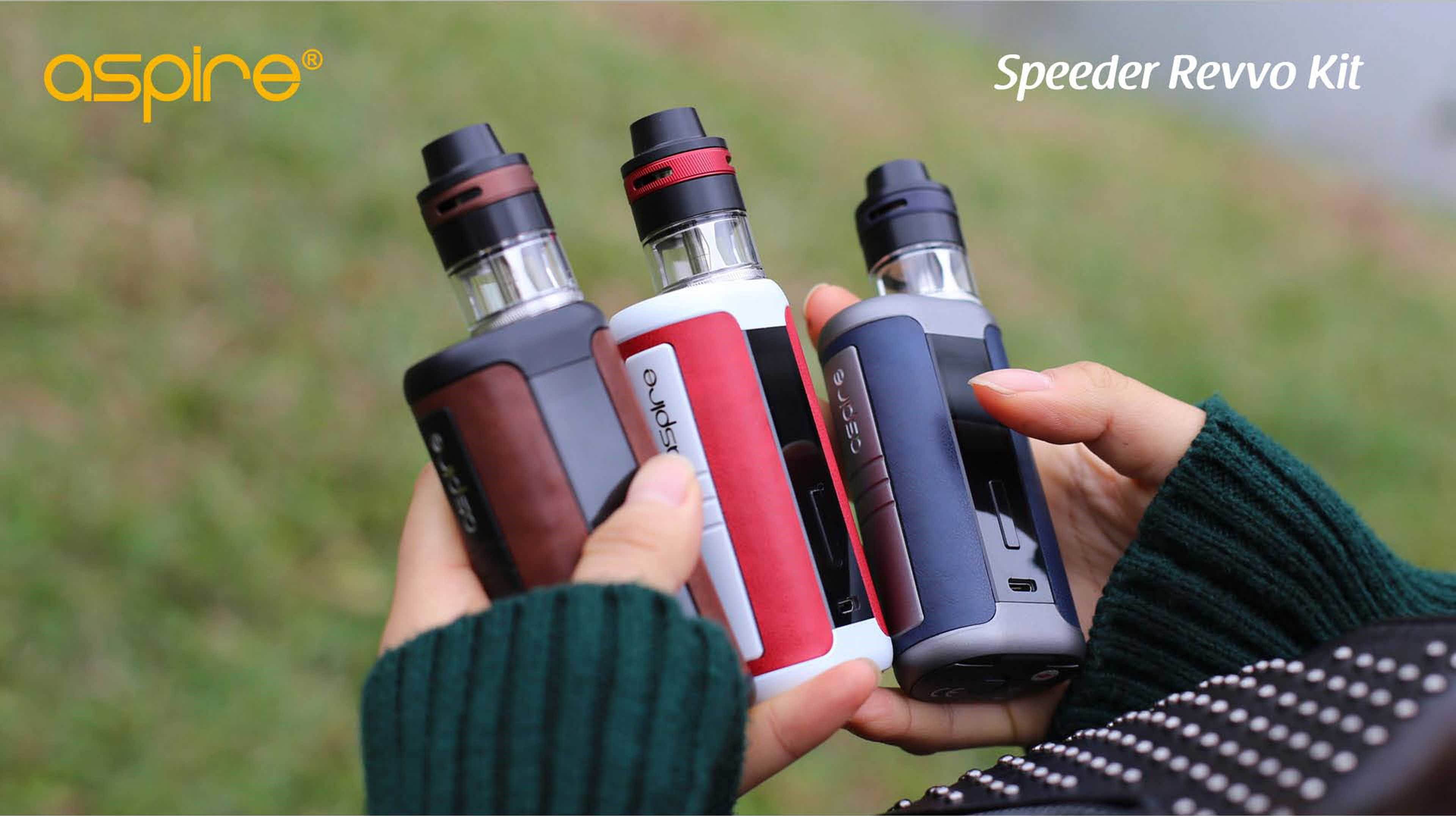 Aspire Speeder Revvo Kit Banner
