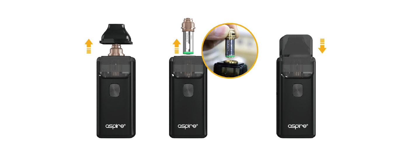 Aspire Breeze 2 AIO - Aspire Vape Co